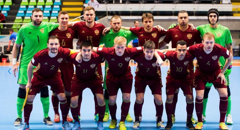 Сборная РФ помини-футболу вышла вполуфинал чемпионата мира