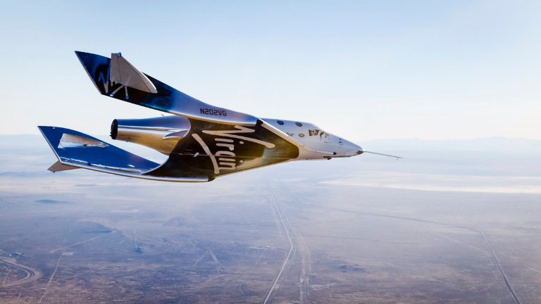 Virgin Galactic объявила об успешном испытании нового космоплана