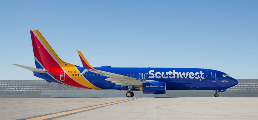 the teamwork happening in southwest airlines the fifth largest airline in united states